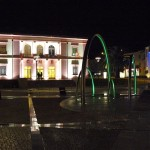 Entroncamento by night
